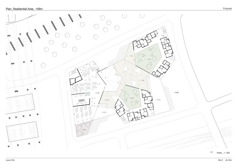 High Density Housing Plan