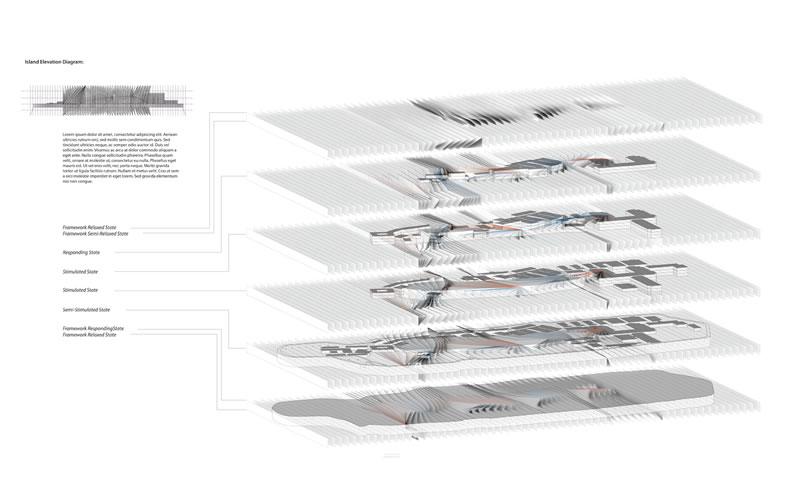 3D Framework Slices