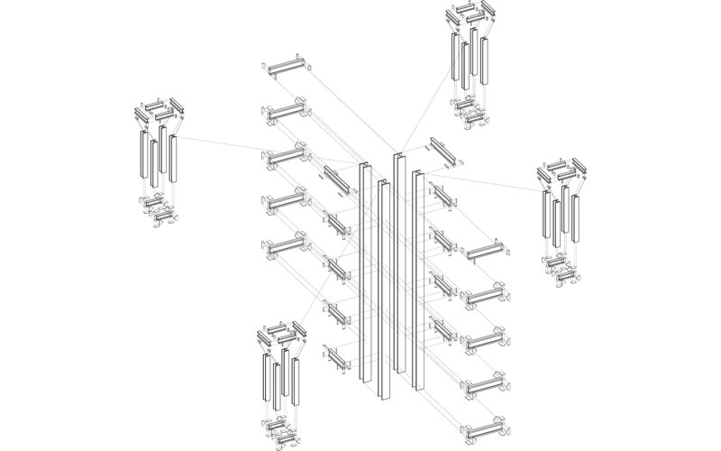 Assembly: Main + Secondary Structure