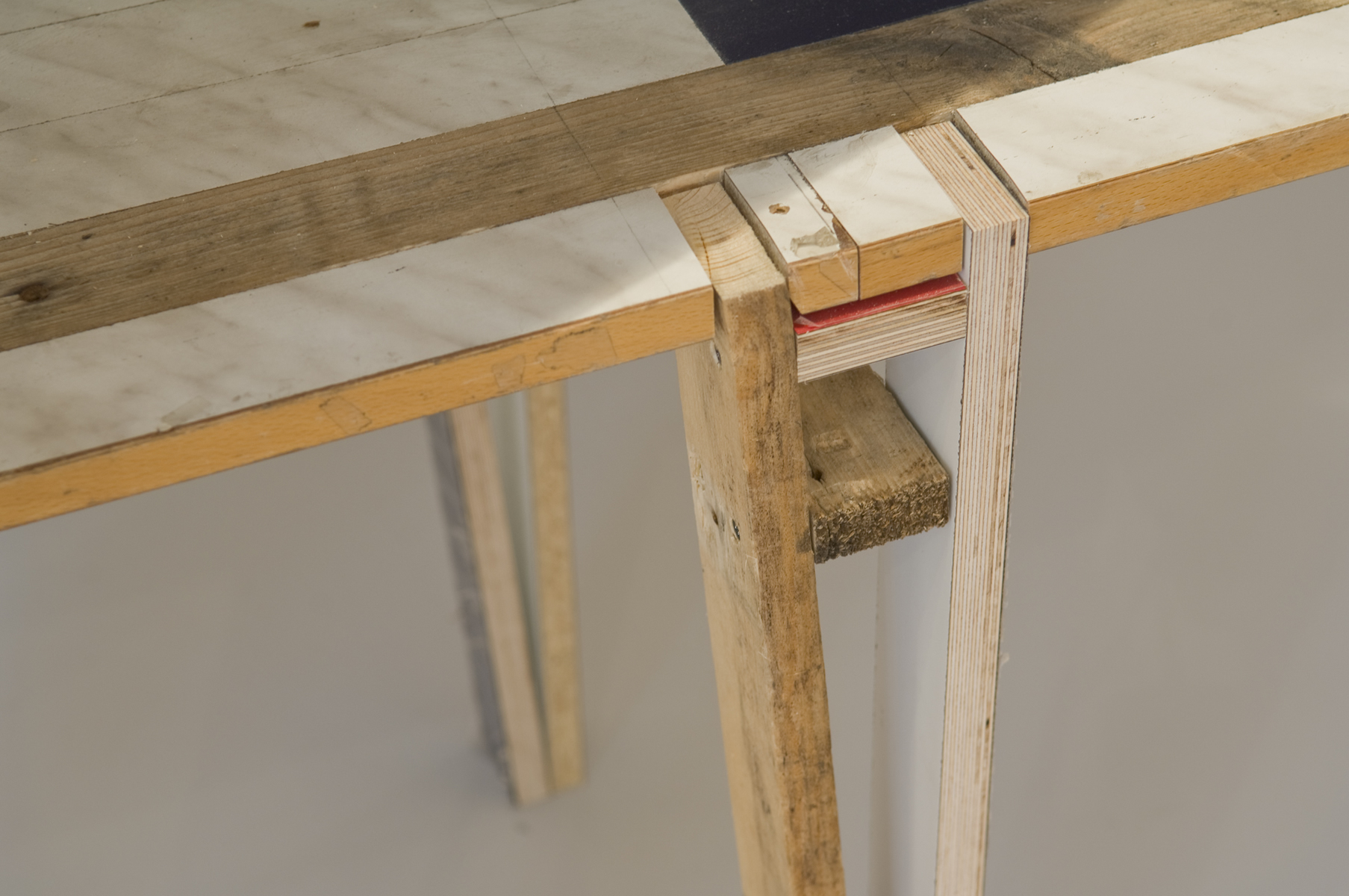 Autoprogettazione Revisited Easy To Assemble Furniture By Enzo Mari And  Invited Guests