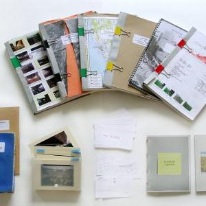 Collection of Research and Documentation Material