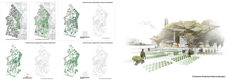 Proposed Change of the Urban Landscape