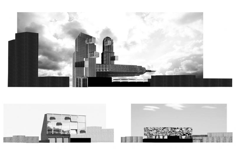 Lina Christiaens, Highrise Typology